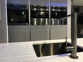 New Gunmetal appliance range from Caple