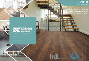 HDL launches Kompact KlickFloor