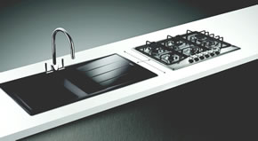 Hotpoint Launch Kitchen Sinks & Taps
