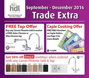 September to December 2016 Trade Extra – Out Now!